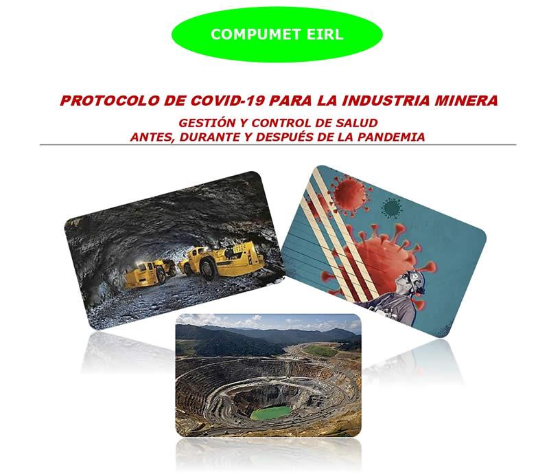 Protocolo para inicio de actividades en Minería - COVID19